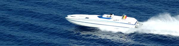 High Performance Insurance Cigarette Boat